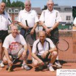2008 -  Messsieurs Vétérans  Div. II  60 ans  Champion Provincial   M. Verati - L. Grooten - L. Paquot - F. Pierrin R. Sondeyker -  J. Kubacki