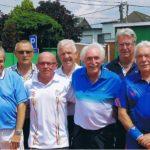 2014 - Messieurs  Vétérans Doubles Open  65 ans  Champion Provincial  Yvon Thomé - J-C. Monpellier - André Moes - J-C. Vandenbosch - Guy Moies -  Alain Ponthir - Willy Bodard