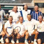 2000 - Messieurs Vétérans  Div. I  60 ans  Champion Provincial   J. Vastmans - P. Wathieu - J. Bonnard - F. Pierrin JM Destoquay - J-C. Vandenbosch - A. Novak - A. Mottard - L. Paquot