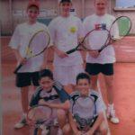 2004 - Scolaire Div. 1 Champion Provincial         Savelkovs - ? - Moers - M. Méode - M. Grella