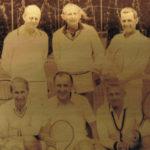 1978 - Messieurs Vétérans Div. IV  Champion Provincial     L. Lemaire - P. Thomas - R. Simons - J-M. Destoquay - P. Wathieu - J. Grégoire