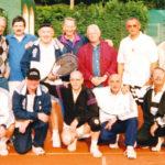 2002 - Messieurs Vétérans IV Champion Provincial  ? - J-P. Engelborghs - P. Wathieu - C. Badrov - F. Pierrin - J-C. Monpellier              J. Haquet -  L. Grooten - A. Waseige - R. Sondeyker - M. Verati - H. Piazza