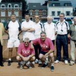 2007 -Messieurs  55 II Champion Provincial  J. Vastmans- M. BawinF. Annoe -JC. Monpellier A. Waseige - A. Ponthir W. Bodart - L. Grooten  J. Augenbroc